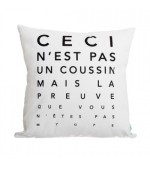 Coussin Myope, Coussin Germain, 24.50€