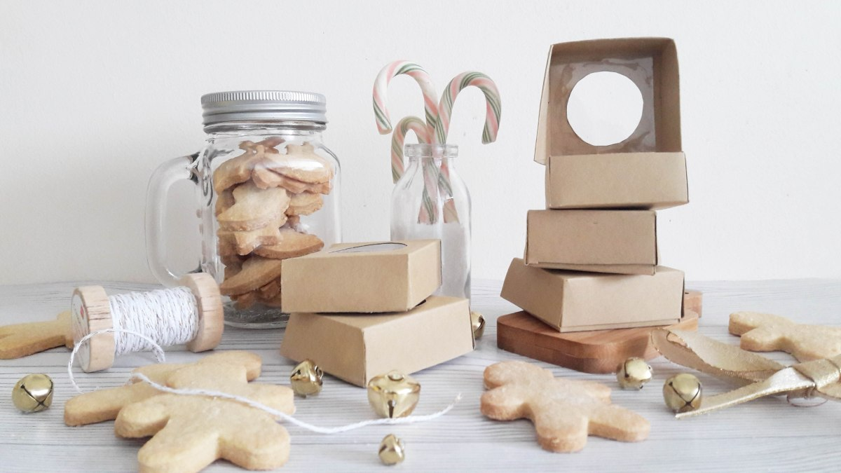 DIY & Petites boîtes à biscuits