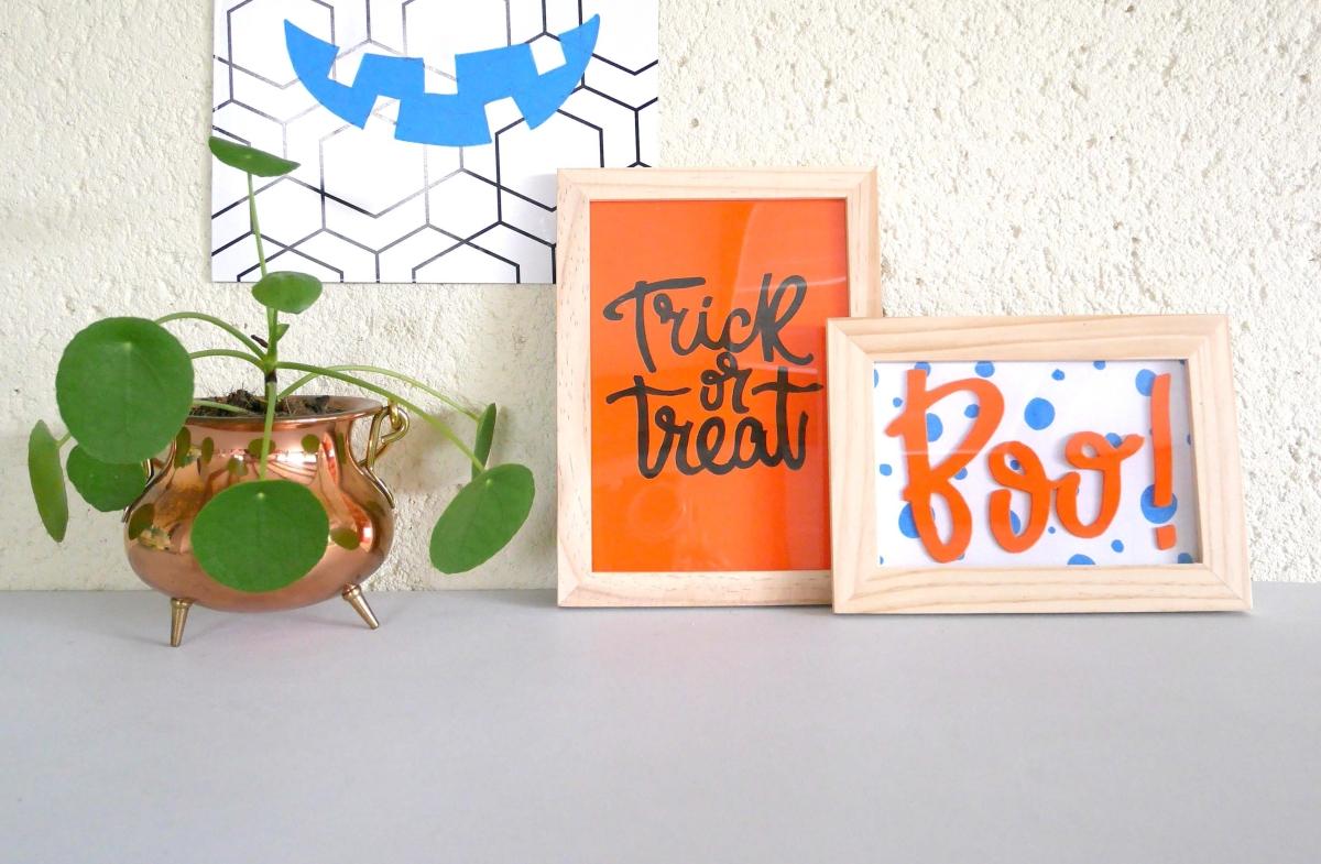DIY & Décorations d'Halloween