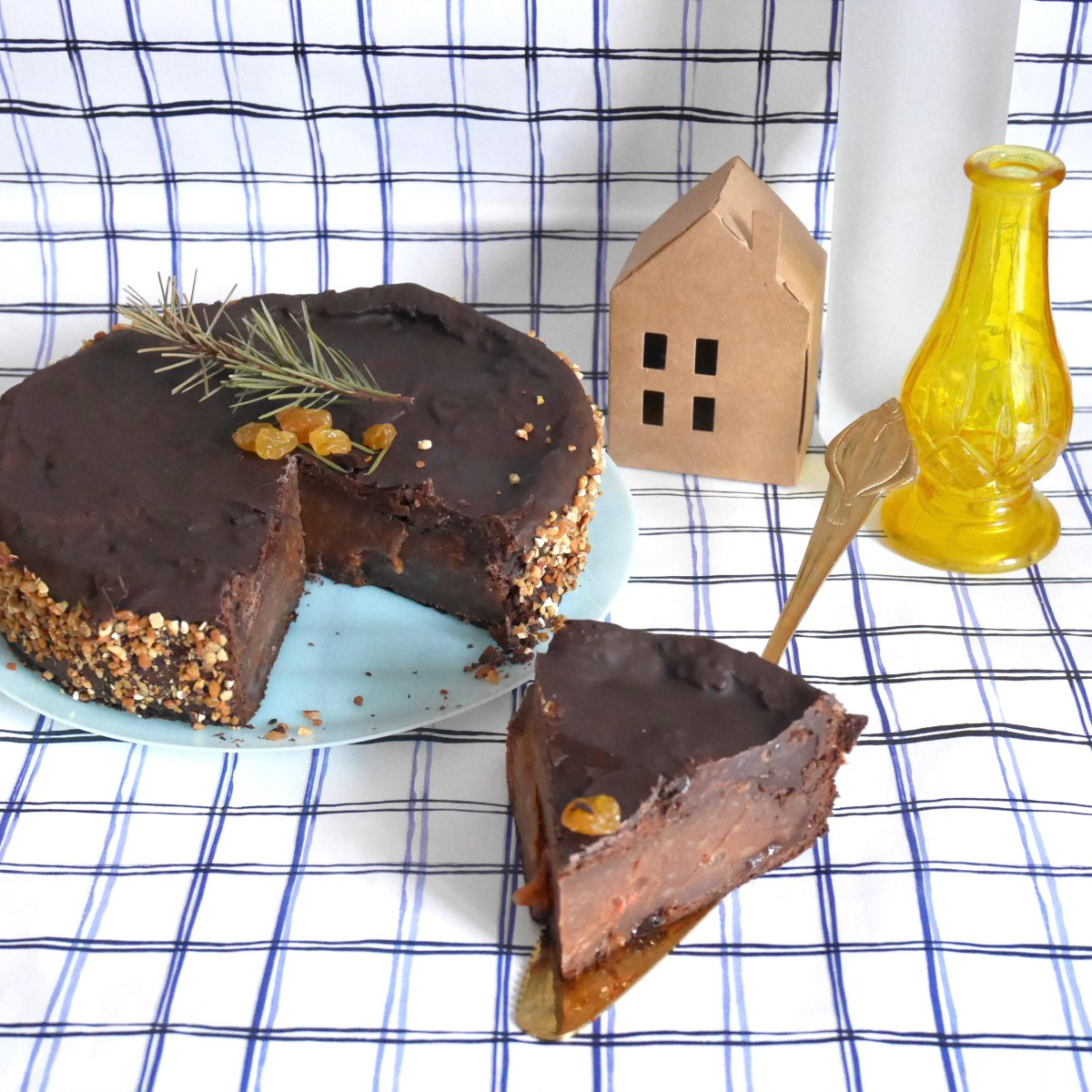Recette & Pudding au chocolat