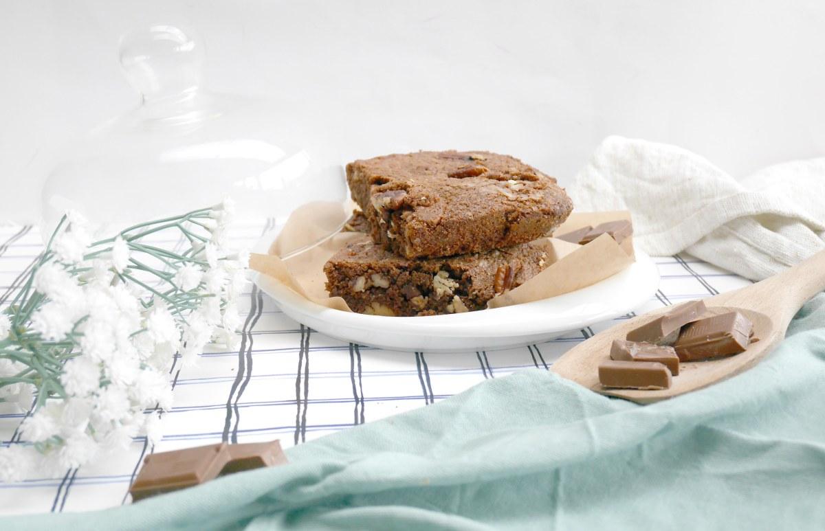Recette & Brownies aux noix de pécan