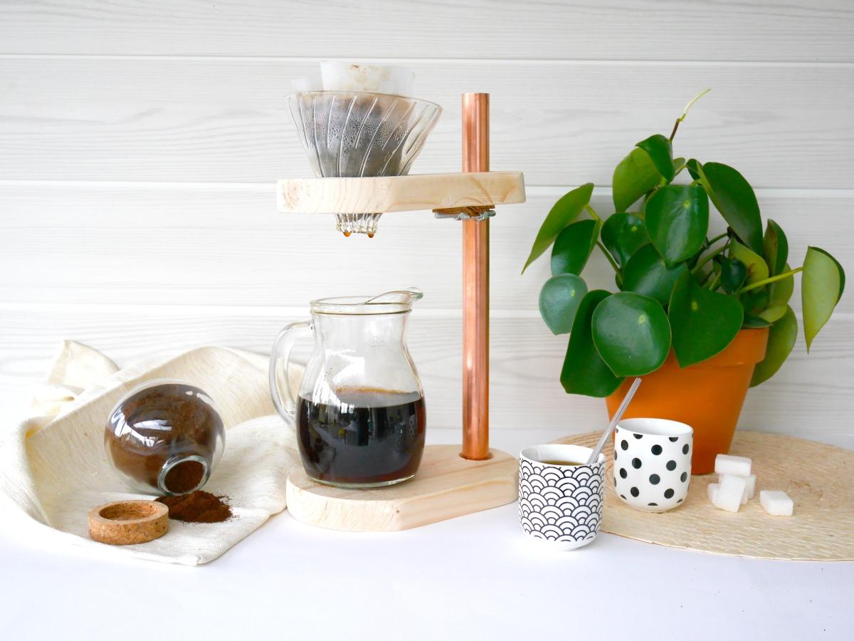 DIY & Cafetière écologique
