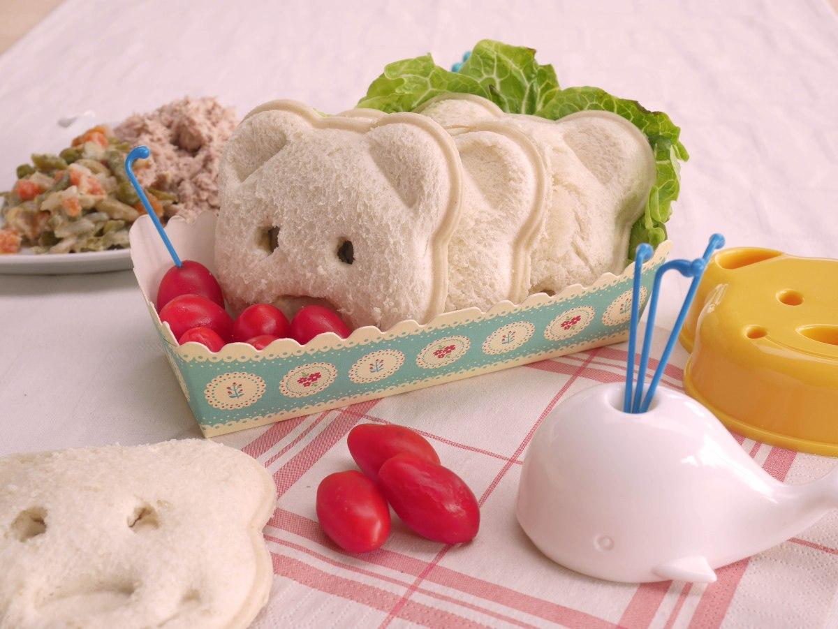 Recette & Minis Sandwichs salés