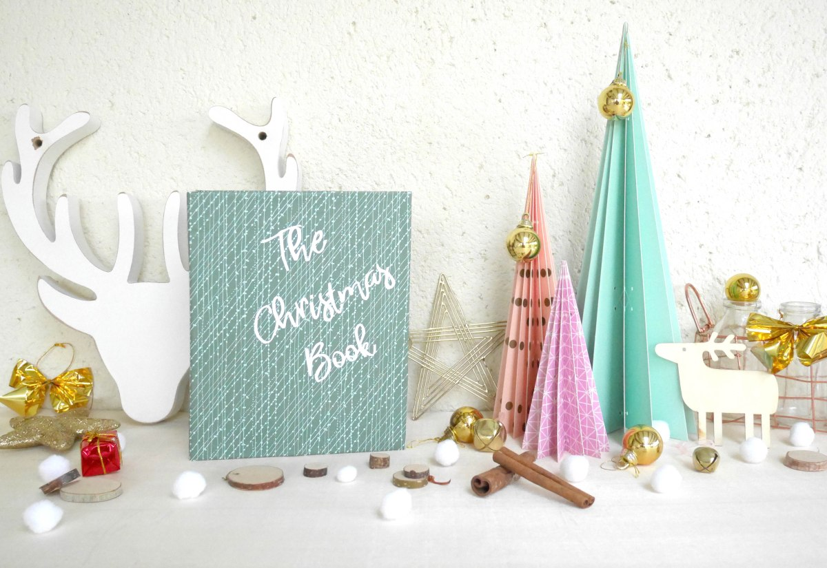 "DIY & Calendrier de l'Avent ""Christmas Book"""