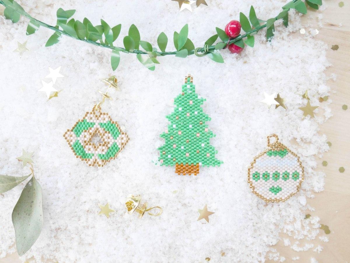 DIY & Petits Tissages de Noël (+ Concours)