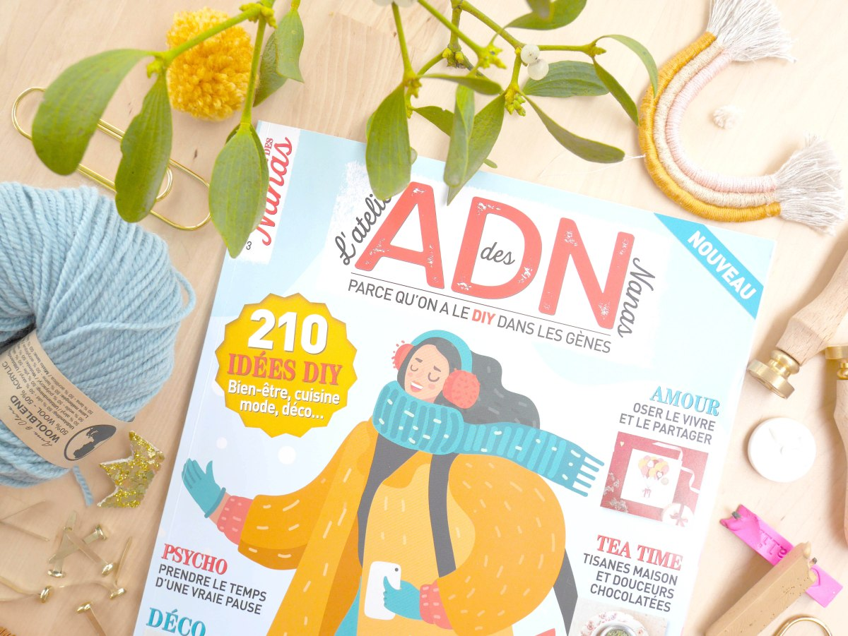 Lifestyle #41 – Magazine ADN n°3 (+ Concours)